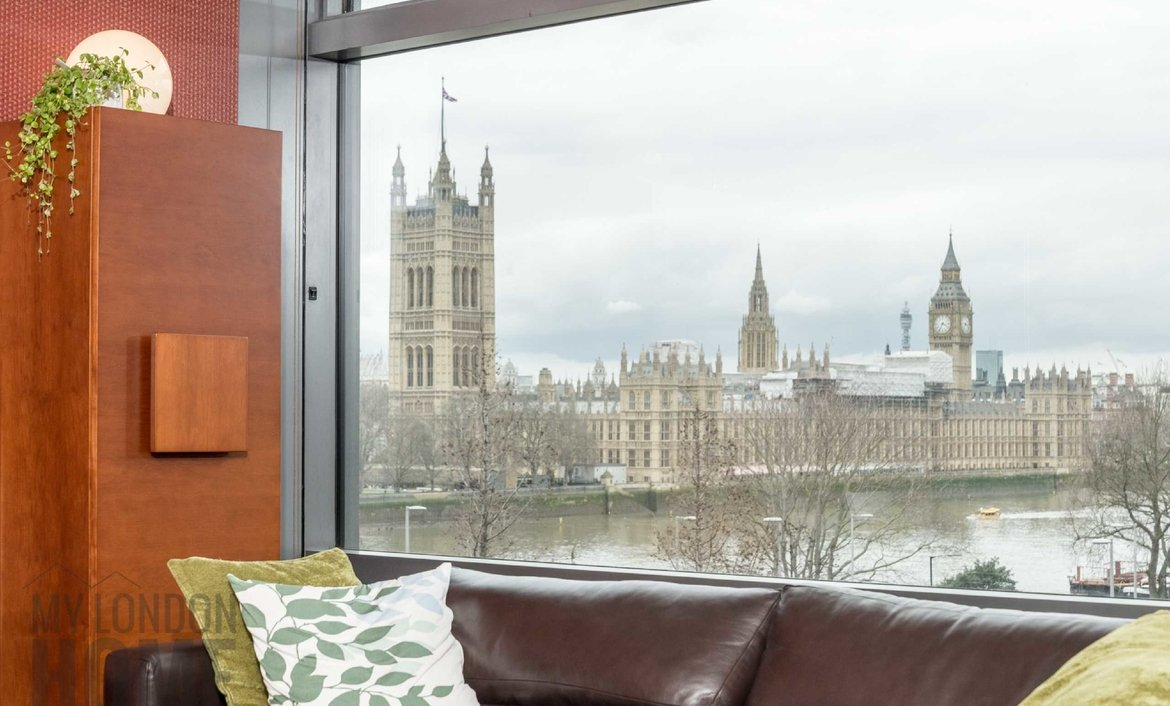 2 Bedroom Property Available For Sale In Parliament View, 1 Albert  Embankment, Lambeth, London, SE1 | MyLondonHome