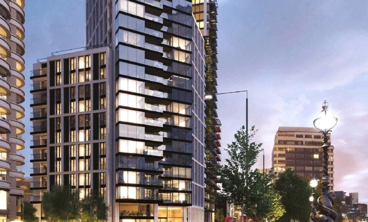 1 Bedroom Property Available For Sale In The Dumont, Albert Embankment, SE1  | MyLondonHome