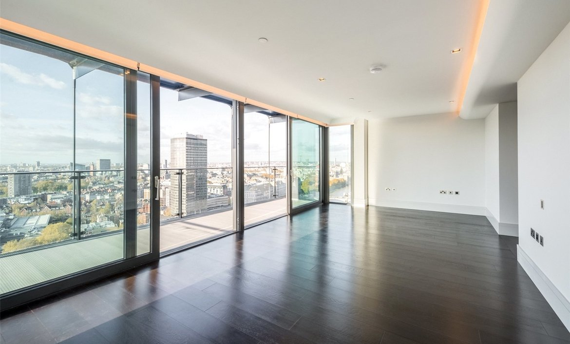 Gorgeous London Apartment For Sale   Albert Embankment | Coolhousestyle.info